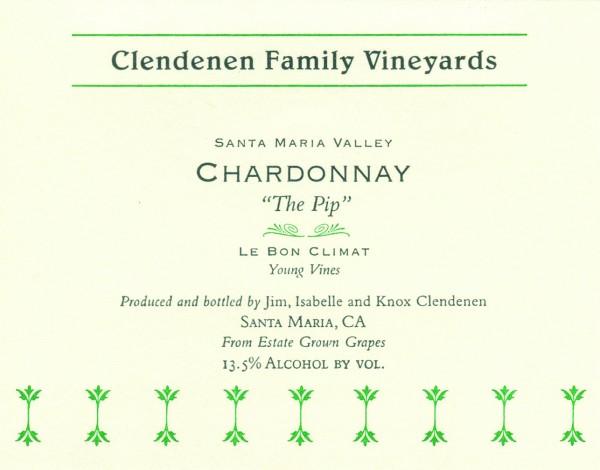 CFV - Pip Chard - Label