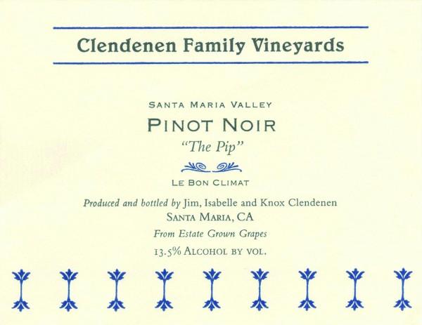 CFV - Pip PN - Label