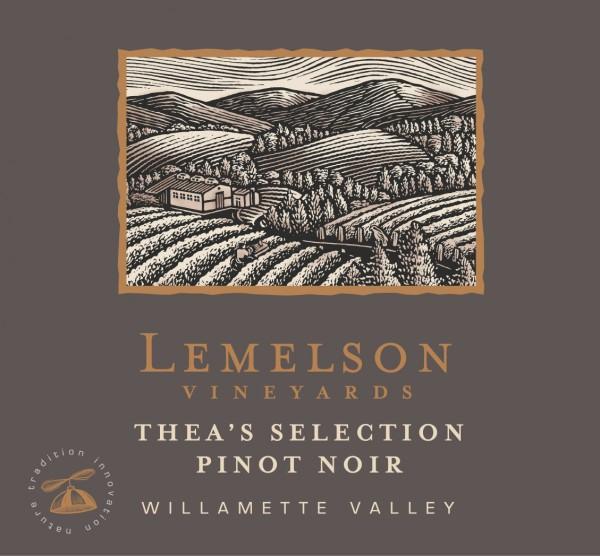 Lemelson - Theas PN - Label