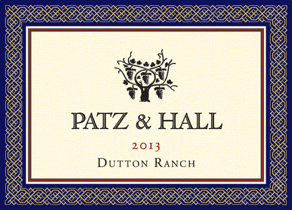 P&H - Dutton CH 2013 - Label