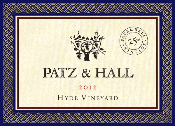 P&H - Hyde CH 2012 - Label