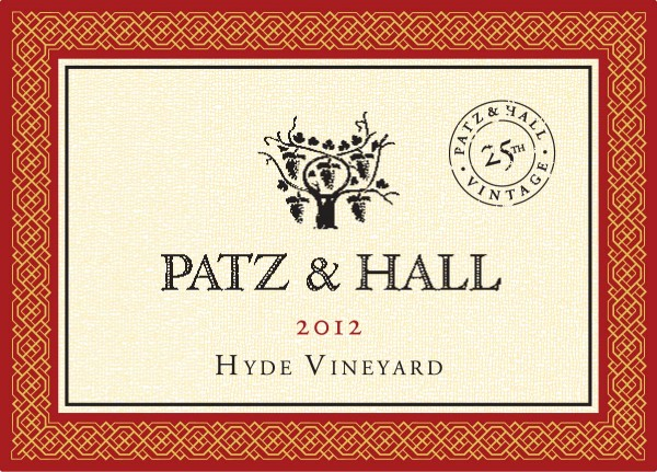 P&H - Hyde PN 2012 - Label