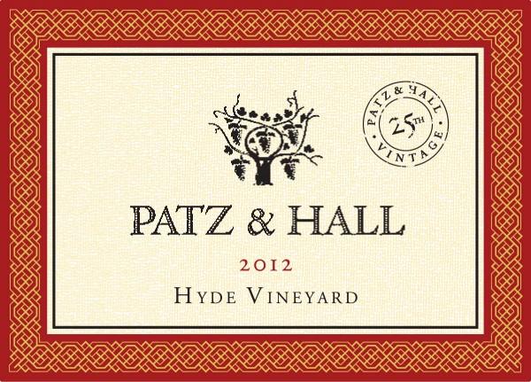 P&H - Hyde PN 2012 - Label