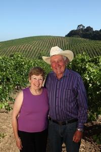 Tony & Jo Ann Truchard