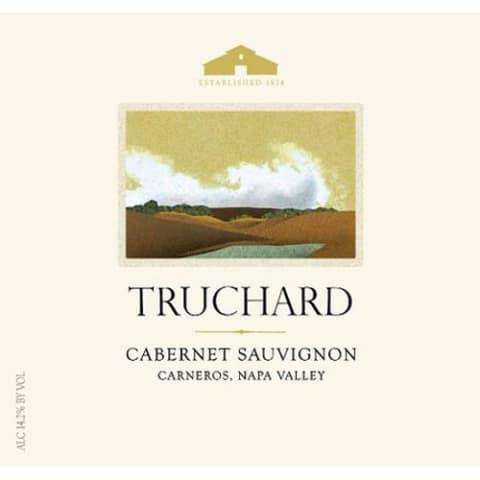 Truchard - Cabernet Sauvignon - Label Image