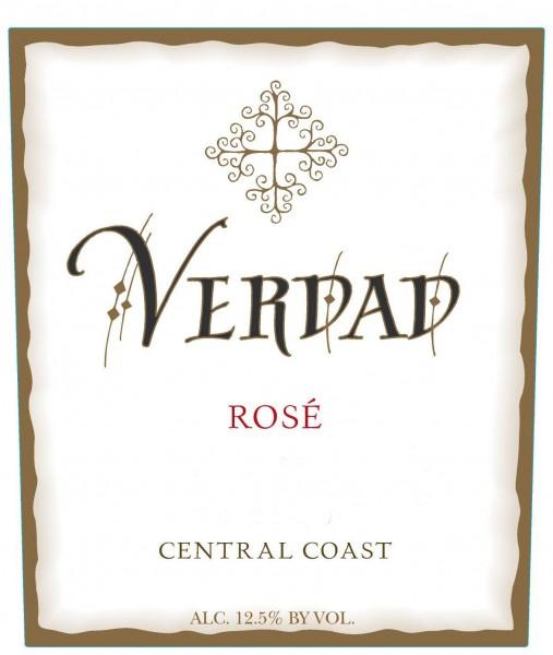 Verdad - Rose - Label Image