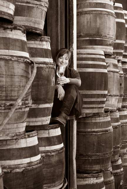Verdad - Winemaker Pic - Louisa Lindquist