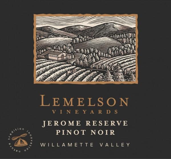 Lemelson - Jerome PN - Label