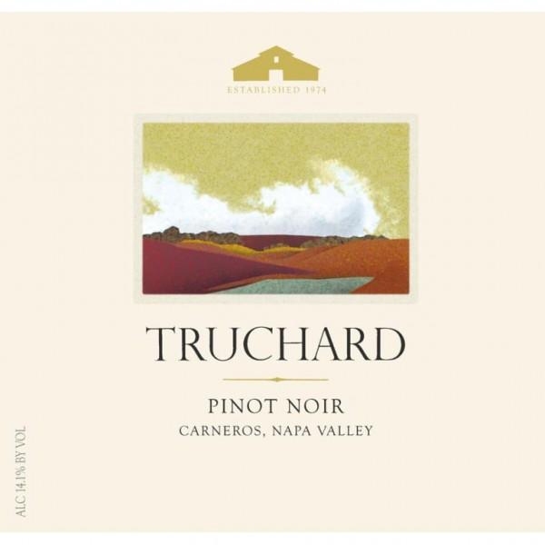 Truchard - Pinot Noir - Label Image