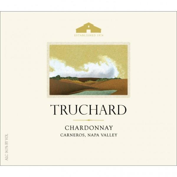 Truchard - Chardonnay - Label Image