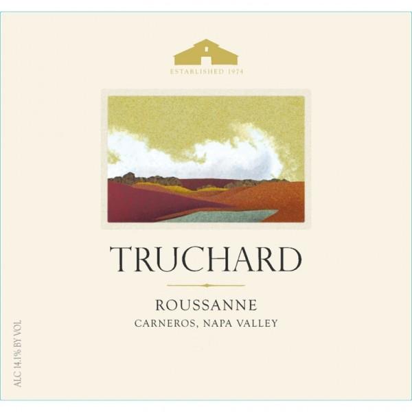 Truchard - Roussanne - Label Image