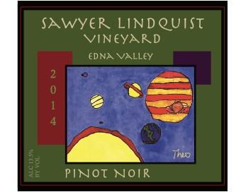 Verdad - Pinot Noir 2014 - Label Image