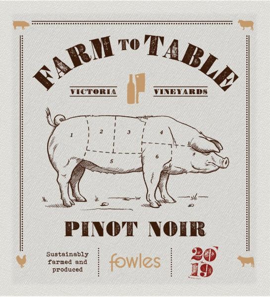 Farm to Table Label AW_PinotNoir_2019_GIUpdate