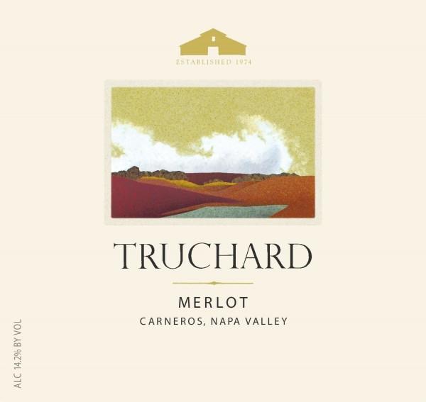 Truchard - Merlot - Label Image