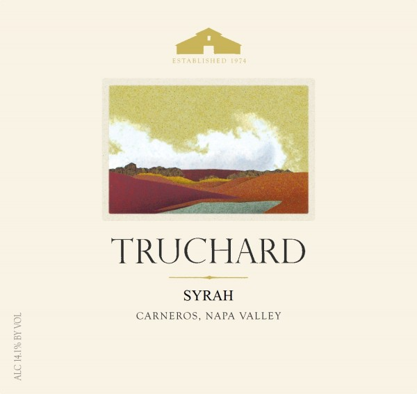 Truchard - Syrah - Label Image